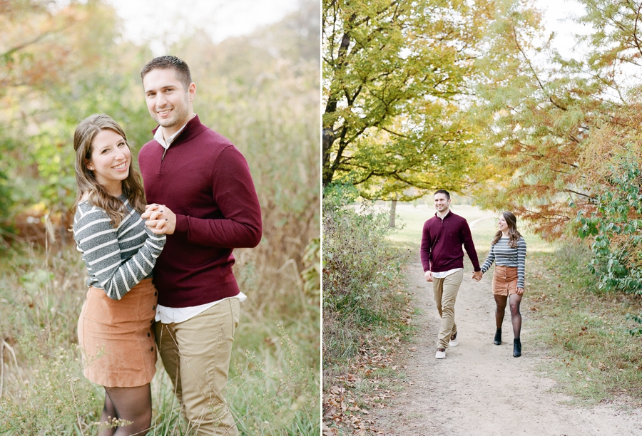Brittany and Ryan Engagement St Louis Engagement Photographer 3
